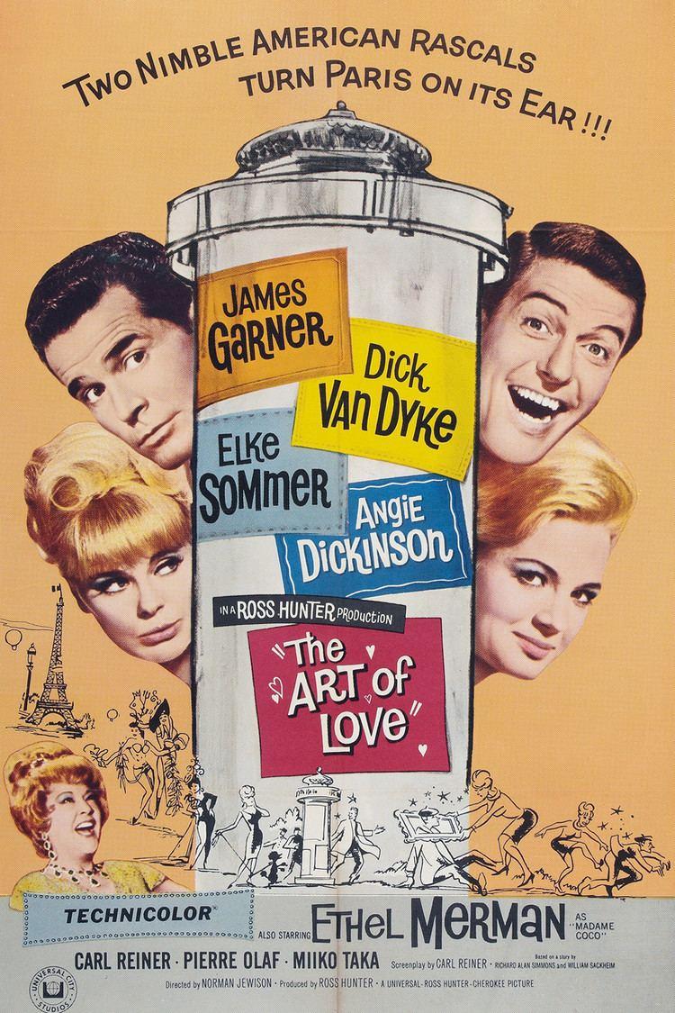 The Art of Love (1965 film) wwwgstaticcomtvthumbmovieposters38156p38156