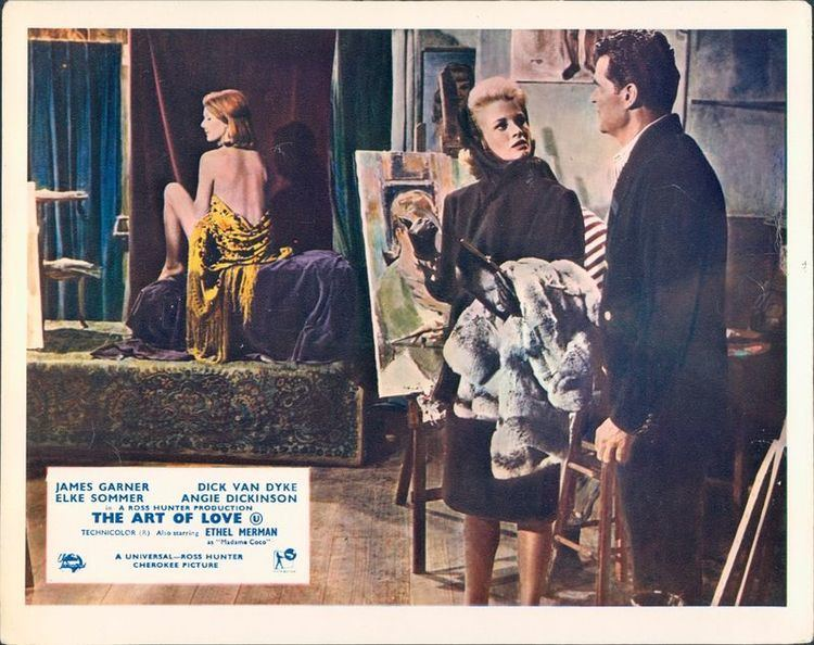 The Art of Love (1965 film) My Movie Dream Book DREAMING OF THE ART OF LOVE
