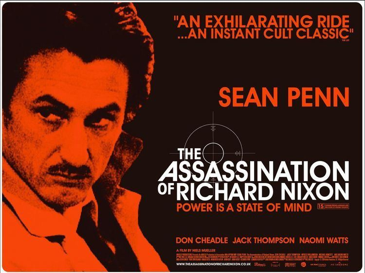 The Assassination of Richard Nixon The Assassination of Richard Nixon Movie Poster 3 of 3 IMP Awards