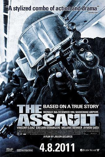 The Assault (2010 film) THE ASSAULT L39assaut 2010 MovieXclusivecom