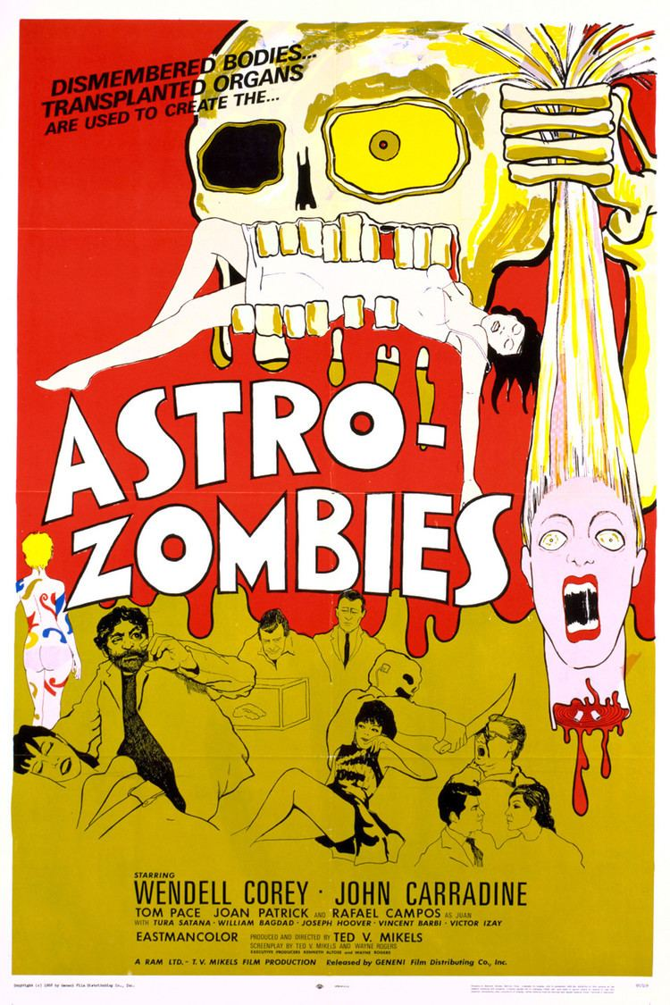 The Astro-Zombies wwwgstaticcomtvthumbmovieposters36704p36704