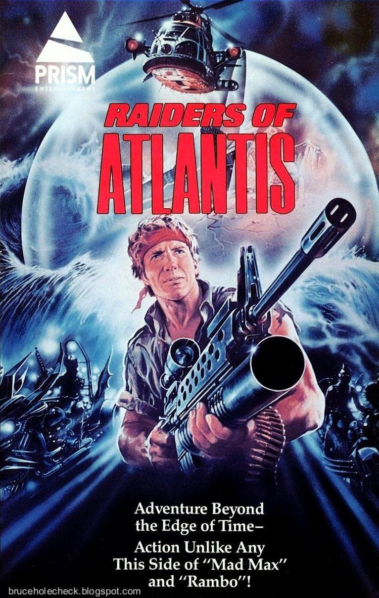 The Atlantis Interceptors wwwbmoviegraveyardcomreviewsRRaidersOfAtlanti