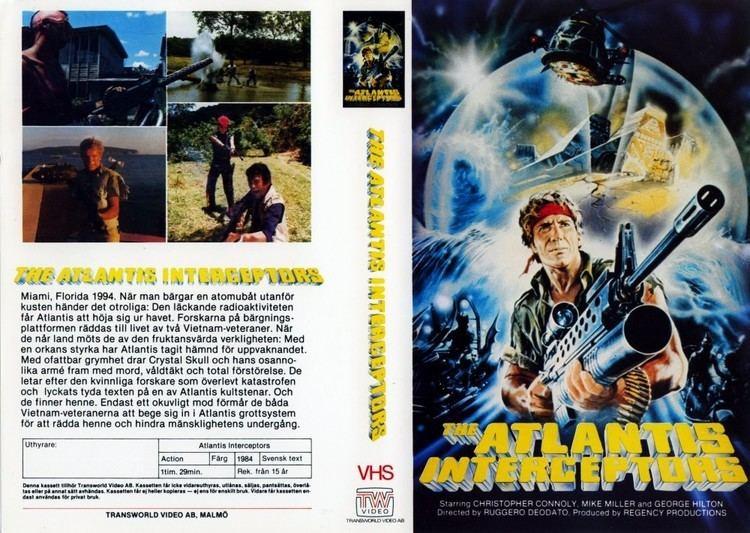 The Atlantis Interceptors Cinema Arcana The VHS Archives Ruggero Deodatos RAIDERS OF