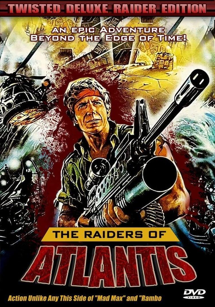 The Atlantis Interceptors Raiders of Atlantis 1983 92 Minutes