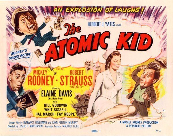 The Atomic Kid Special Collections Archives Research Center The Atomic Kid
