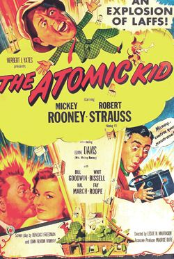 The Atomic Kid The Atomic Kid Trailers From Hell