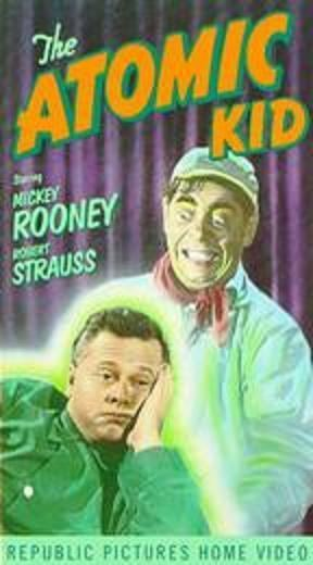 The Atomic Kid ON THIS DAY IN MOVIES THE ATOMIC KID Hollywood Celebrity and