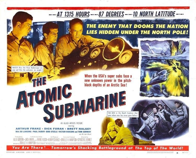 The Atomic Submarine The Atomic Submarine 1959 366 Criterion Reflections