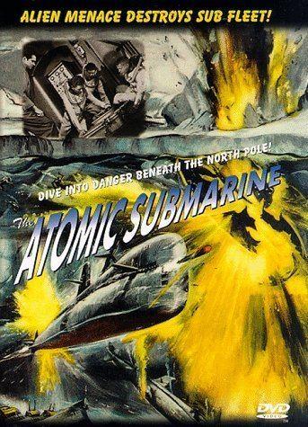 The Atomic Submarine Amazoncom The Atomic Submarine Arthur Franz Dick Foran Brett
