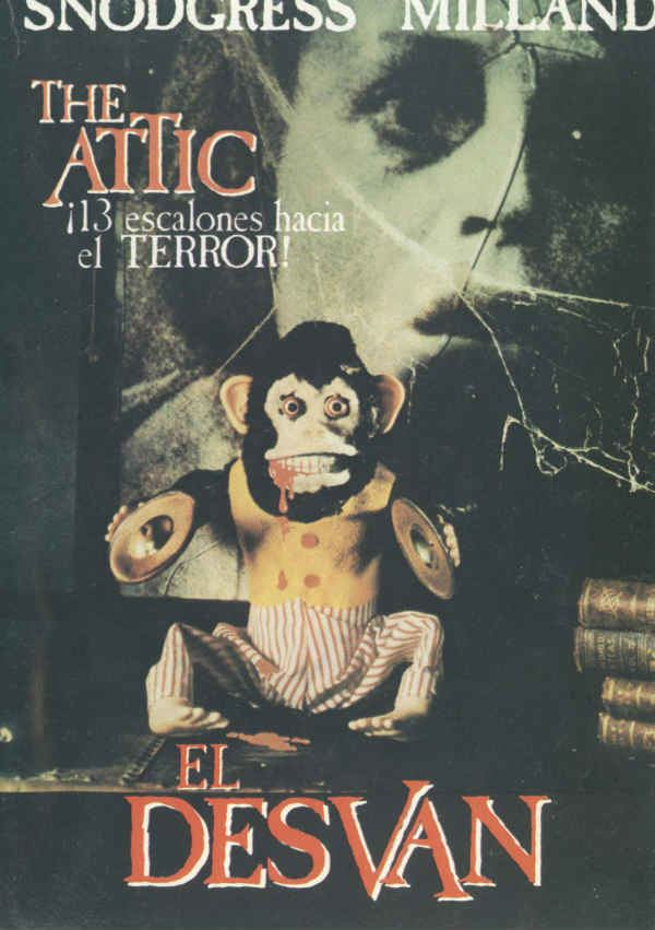 The Attic (1980 film) The Attic 1980 Hollywood Movie Watch Online Filmlinks4uis
