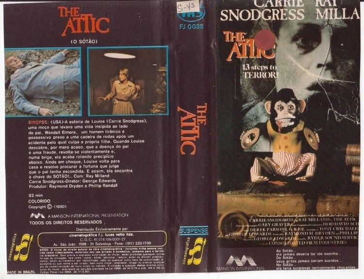 The Attic (1980 film) The Attic1980 Movie Review YouTube