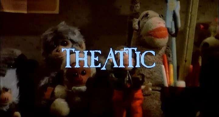 The Attic (1980 film) CINEMA DELIRIUM The Attic 1980