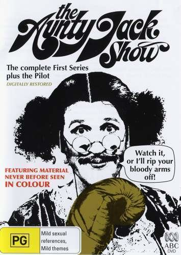 The Aunty Jack Show The Aunty Jack ShowSeries 1 and 2 1973