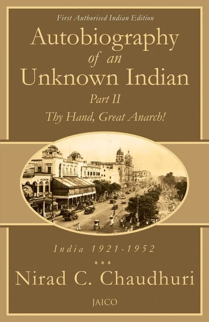 The Autobiography of an Unknown Indian t1gstaticcomimagesqtbnANd9GcQ4kjHsVG1GGmM0Pm