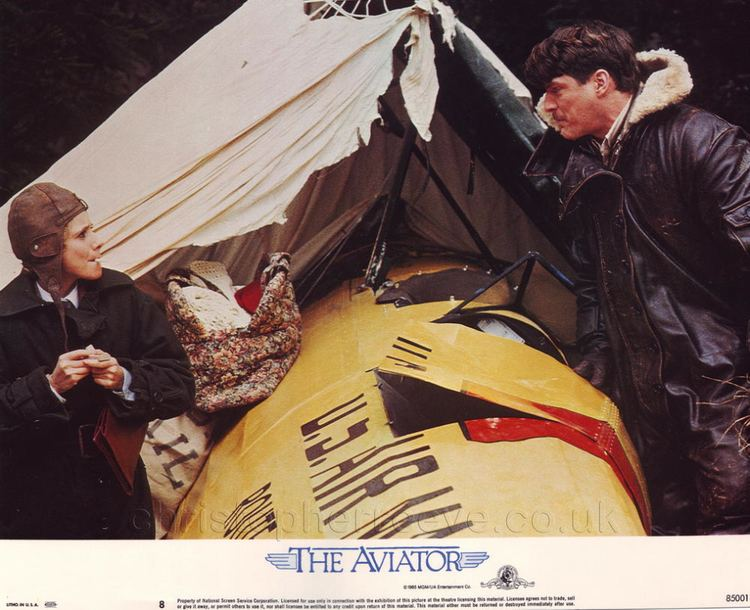 The Aviator (1985 film) The Aviator 1985 Set of Cinema Lobby Cards
