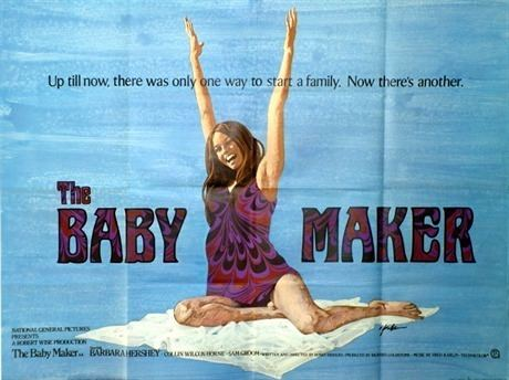 The Baby Maker The Baby Maker Poster UK Quad 1970 Putzu