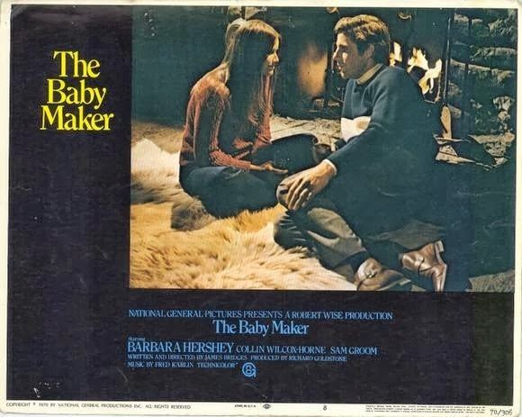 The Baby Maker Obscure OneSheet The Baby Maker 1970 James Bridges
