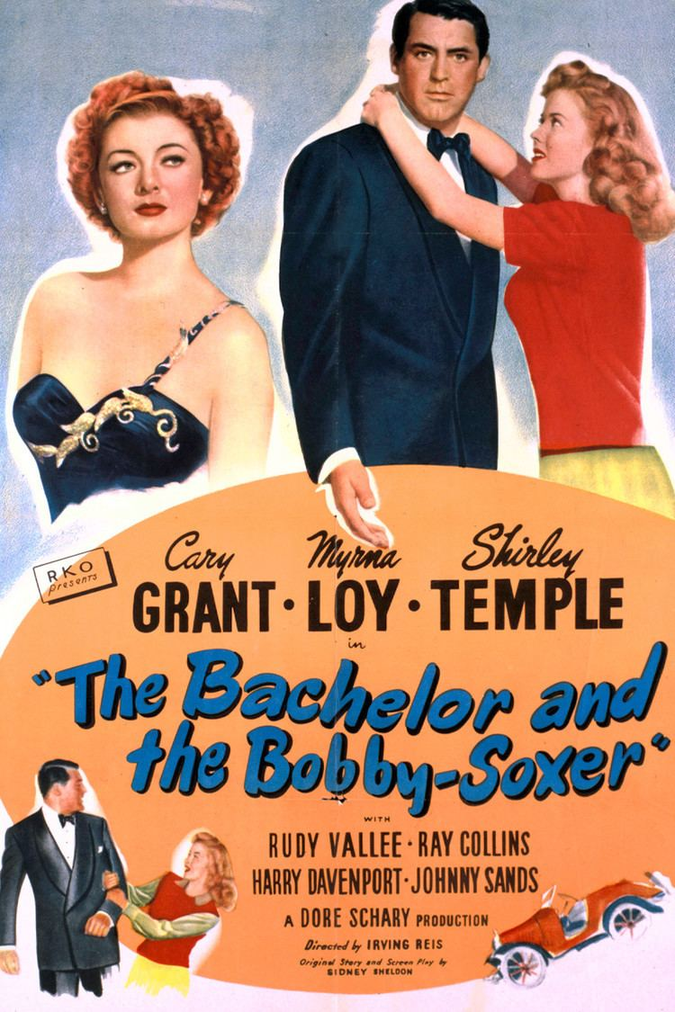 The Bachelor and the Bobby-Soxer wwwgstaticcomtvthumbmovieposters3251p3251p