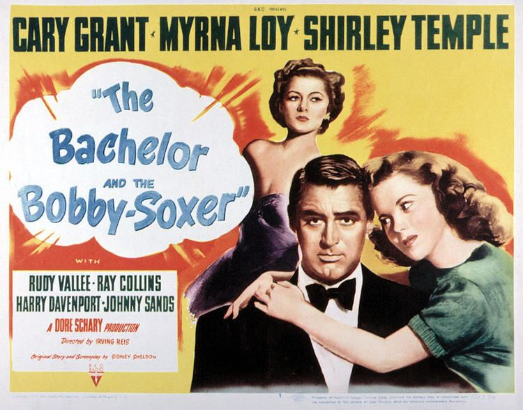 The Bachelor and the Bobby-Soxer Favorite things about The Bachelor and the BobbySoxer 1947 The