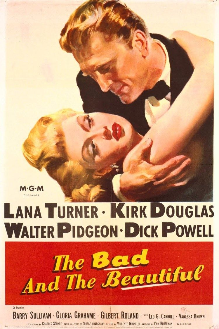 The Bad and the Beautiful wwwgstaticcomtvthumbmovieposters866p866pv