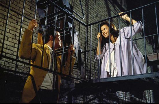The Balcony (film) movie scenes The famous balcony scene portrayed in the movie