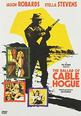 The Ballad of Cable Hogue Amazoncom The Ballad of Cable Hogue Stella Stevens Americo M