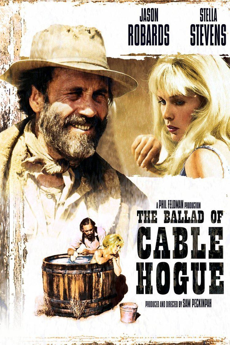 The Ballad of Cable Hogue wwwgstaticcomtvthumbmovieposters2187p2187p