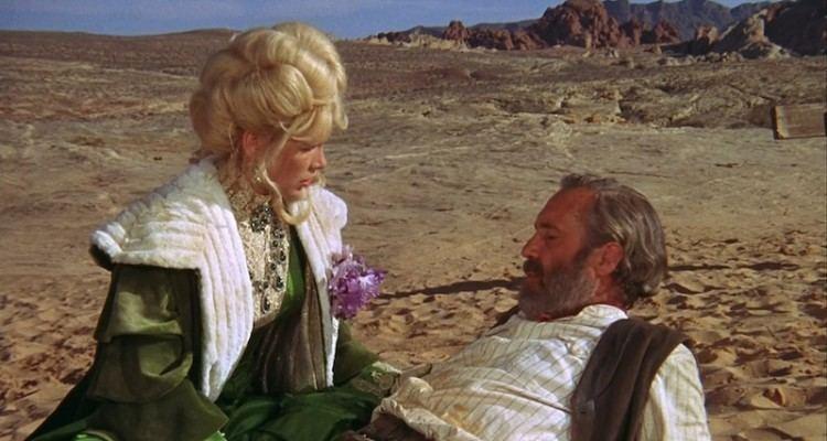 The Ballad of Cable Hogue The Ballad of Cable Hogue Peckinpah film review