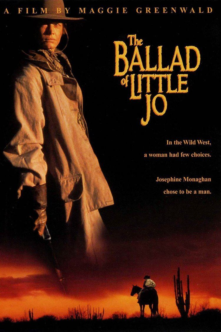The Ballad of Little Jo wwwgstaticcomtvthumbmovieposters14976p14976