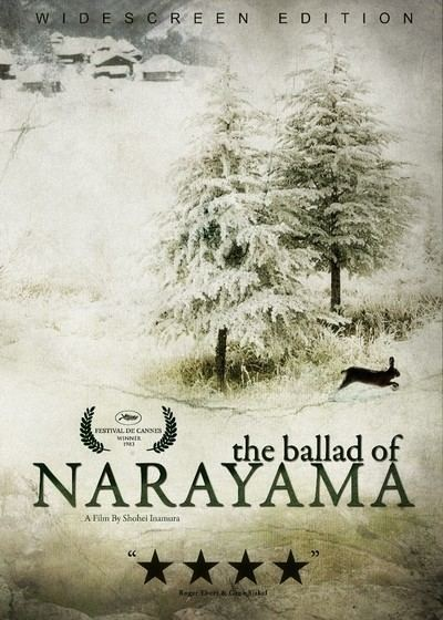 The Ballad of Narayama (1983 film) The Ballad of Narayama Movie Review 1983 Roger Ebert