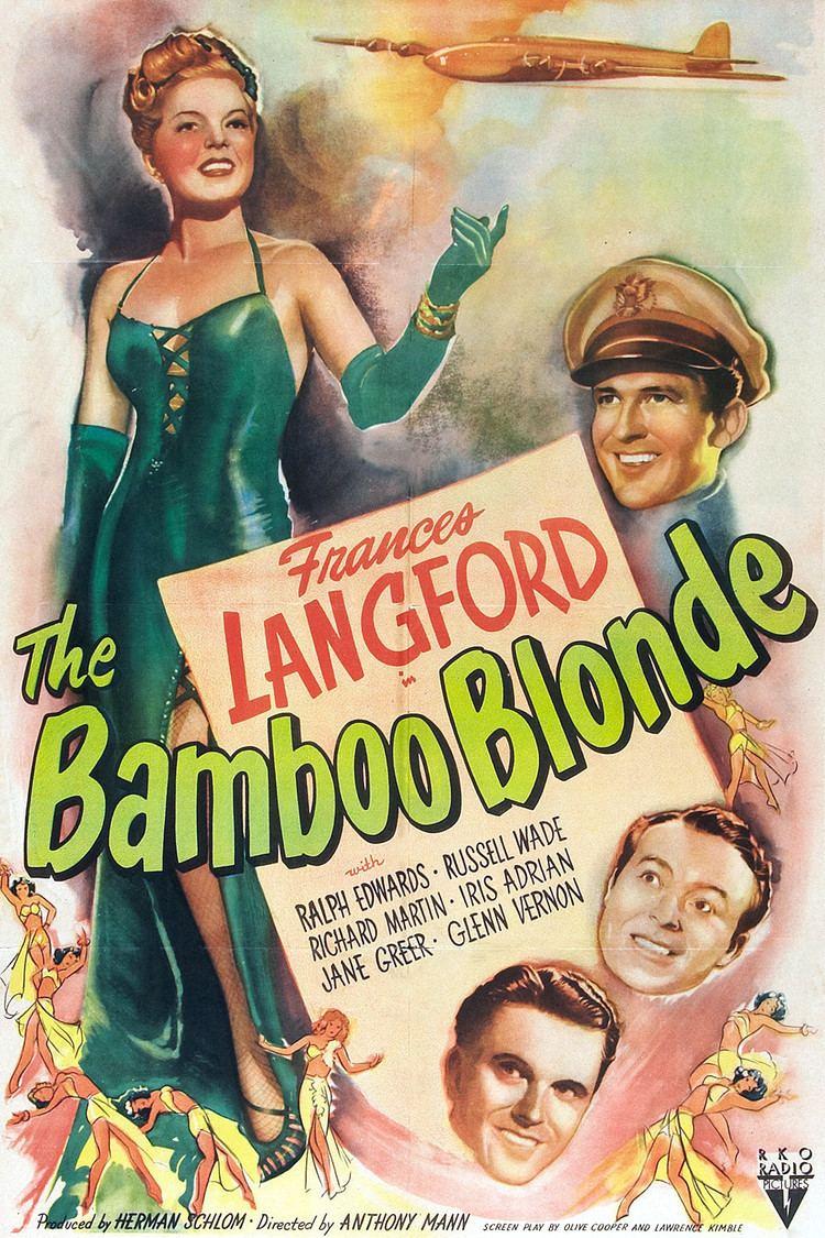 The Bamboo Blonde wwwgstaticcomtvthumbmovieposters42371p42371