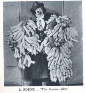 The Banana Man The Story of the Banana Man The Incredible Inman