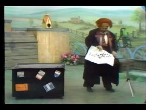 The Banana Man The Banana Man Creepy kid39s show clown act 1969 Dangerous Minds