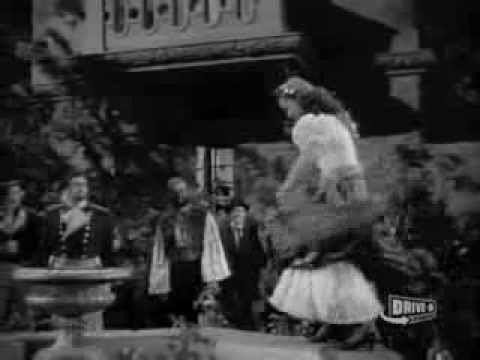 The Bandits of Corsica Dona Drake in The Bandits Of Corsica 1953 YouTube