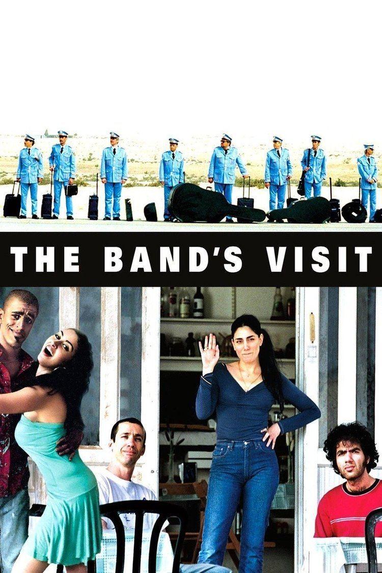 The Band's Visit wwwgstaticcomtvthumbmovieposters172373p1723
