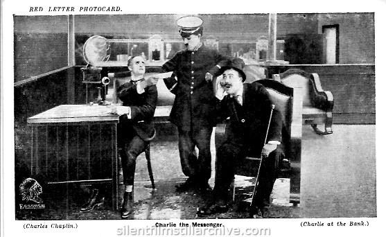 The Bank (1915 film) The Bank 1915