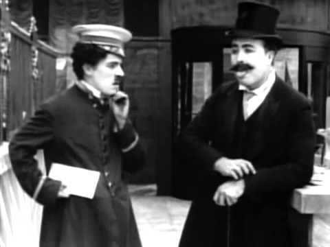The Bank (1915 film) Charlie Chaplin The Bank 1915 YouTube
