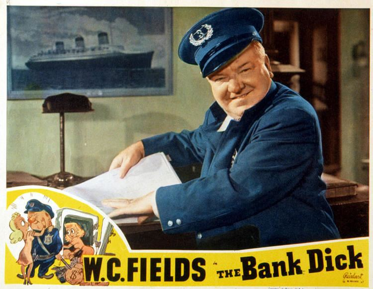 The Bank Dick The Bank Dick 1940 Toronto Film Society Toronto Film Society