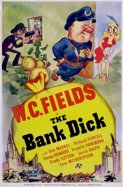 The Bank Dick The Bank Dick Movie Review Film Summary 1940 Roger Ebert