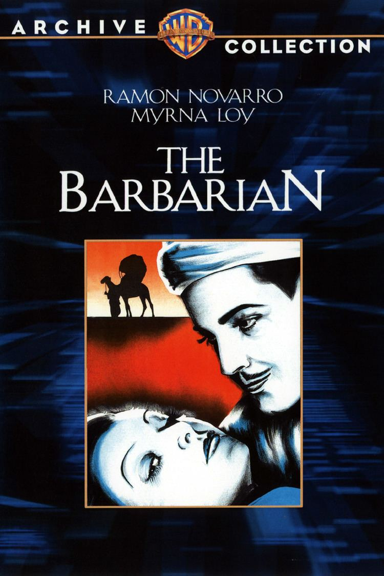 The Barbarian (1933 film) wwwgstaticcomtvthumbdvdboxart8806p8806dv8