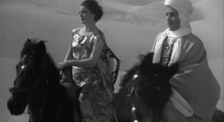 The Barbarian (1933 film) The Barbarian 1933 Review with Ramon Novarro and Myrna Loy Pre
