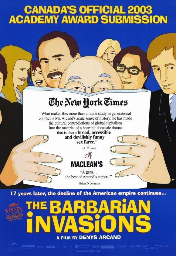 The Barbarian Invasions Picture of The Barbarian Invasions