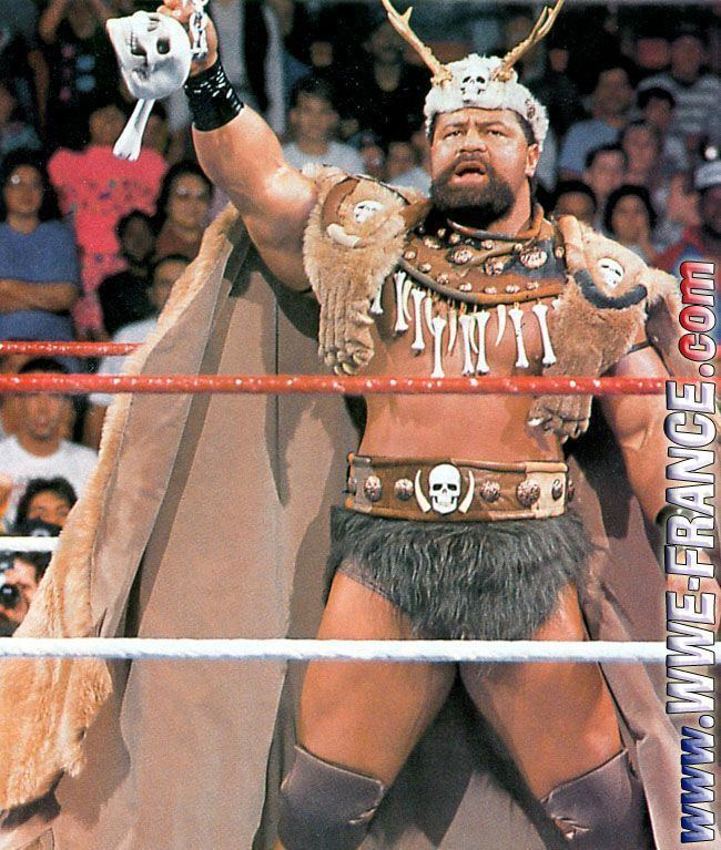 The Barbarian (wrestler) Whatever Happened to Sione The Barbarian Vailahi Ring the Damn Bell