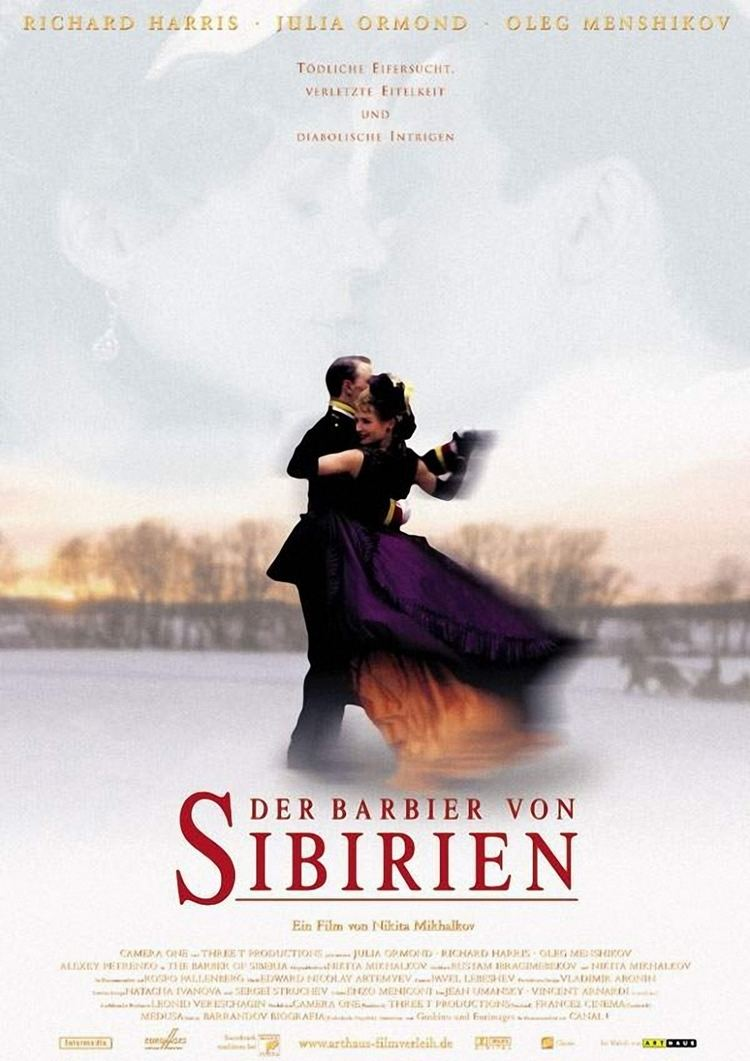 The Barber of Siberia The barber of Siberia Films Pinterest Films and Movie