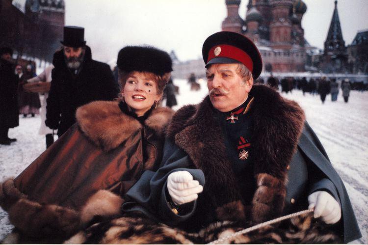 The Barber of Siberia The Barber of Siberia 1998 MovieBoozer