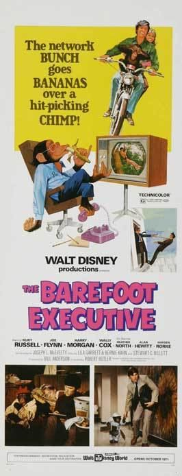 The Barefoot Executive The Barefoot Executive Movie Posters From Movie Poster Shop
