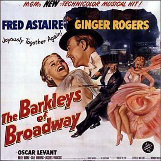 The Barkleys of Broadway The Barkleys of Broadway Wikipedia