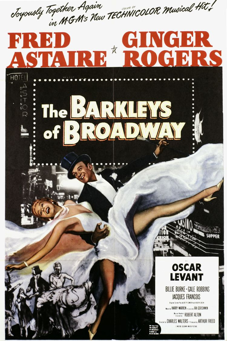 The Barkleys of Broadway wwwgstaticcomtvthumbmovieposters2482p2482p