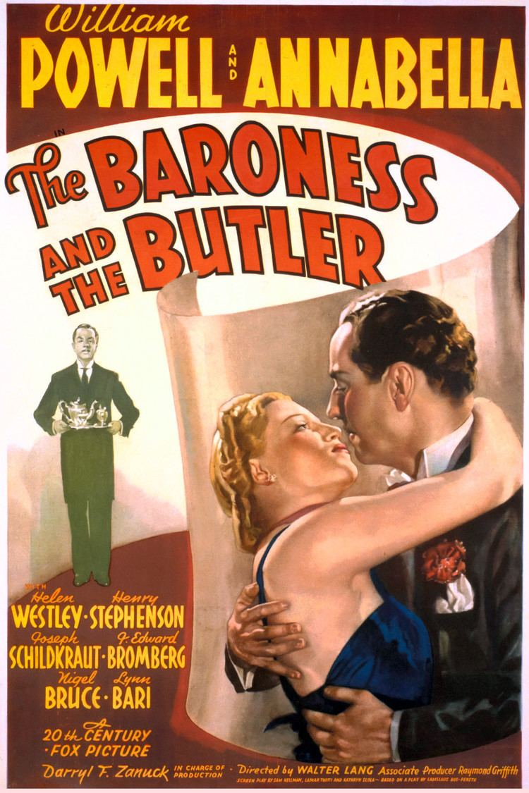 The Baroness and the Butler wwwgstaticcomtvthumbmovieposters8811p8811p