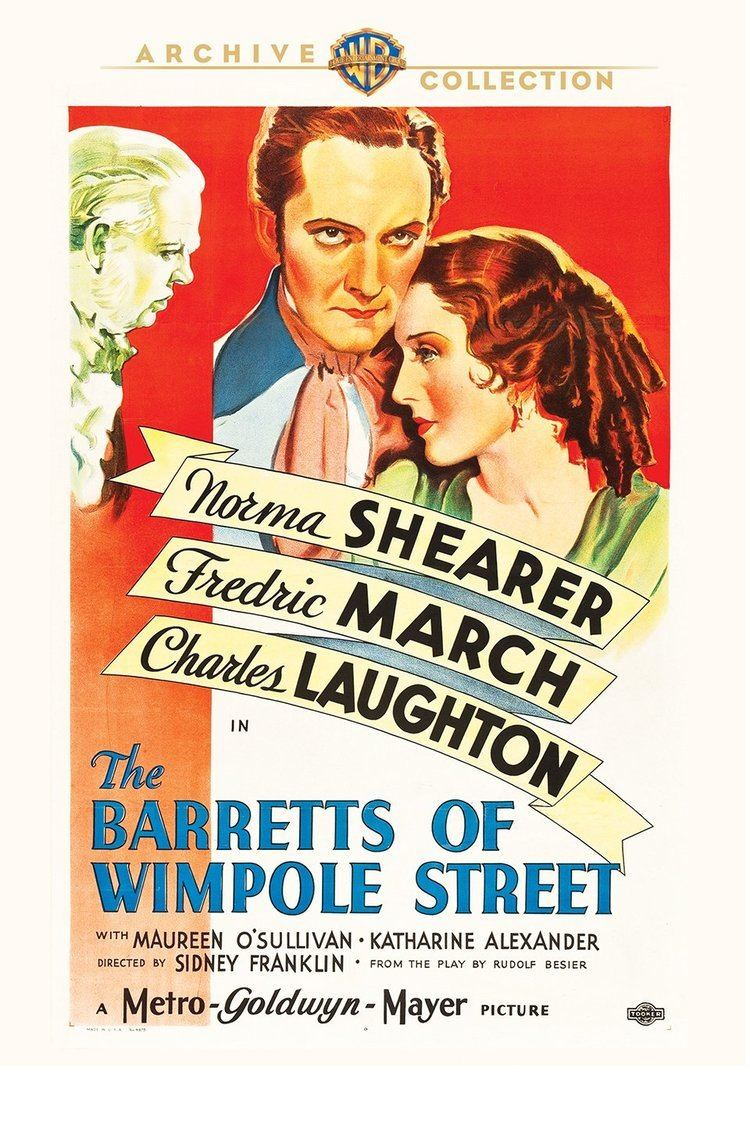 The Barretts of Wimpole Street (1934 film) wwwgstaticcomtvthumbmovieposters4671p4671p